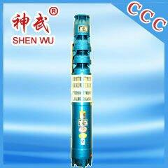 Deep well submersible pump motor at work, but not the water pump factors