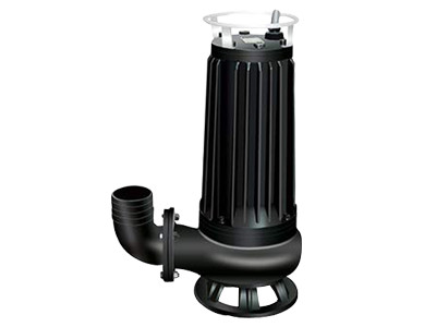 WQK submersible sewage cutter pump