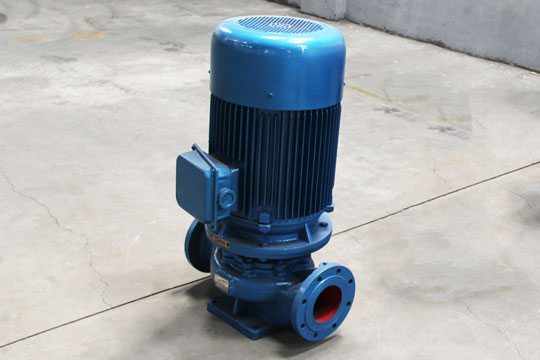 Introduction and characteristics of vertical pipeline pump