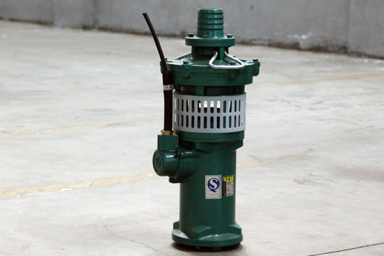 Notes for agricultural submersible pump