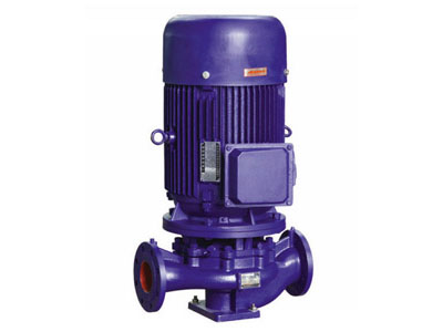SLG vertical Pipleline booster Pump