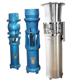 QSZ(H) Axial Type Submersible Pump