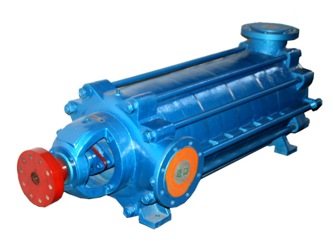 D phase multistage clean water pump