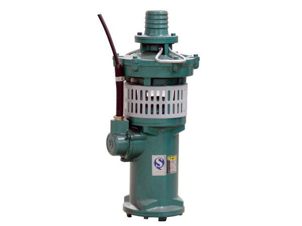 QY Oil Immersed Submersible Pump