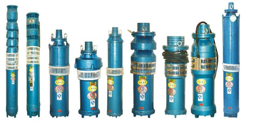 Some requirements for the assembly of deep well pumps