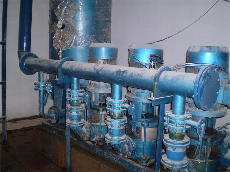No negative pressure water supply equipment in the operation of a good Foxconn