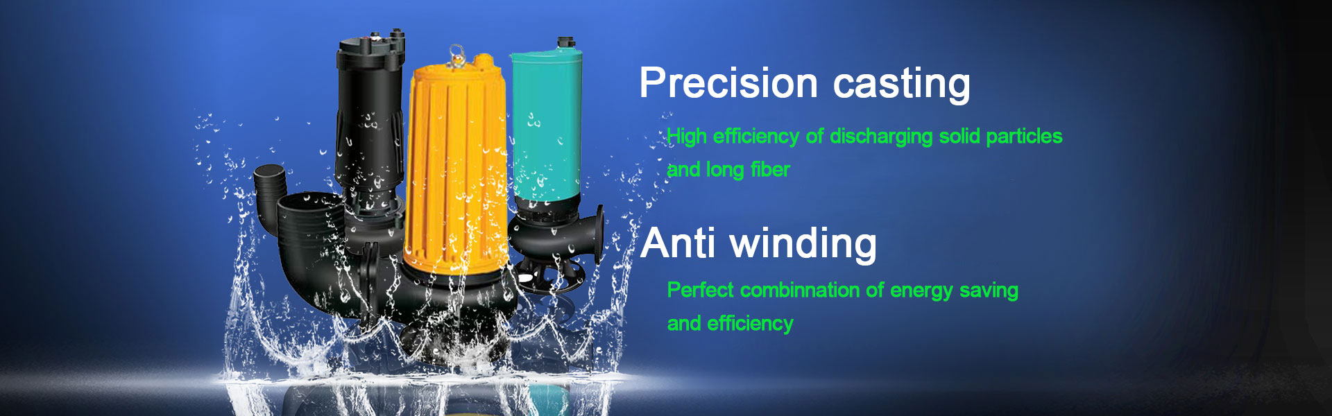 shenlong submersible sewage pump